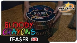 Teaser | Choose your color! | 'Bloody Crayons'