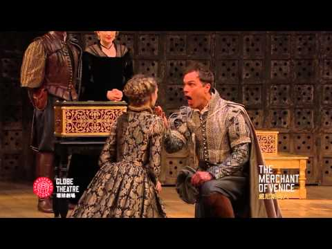 HONG KONG - Shakespeares Globe The Merchant Of Venice