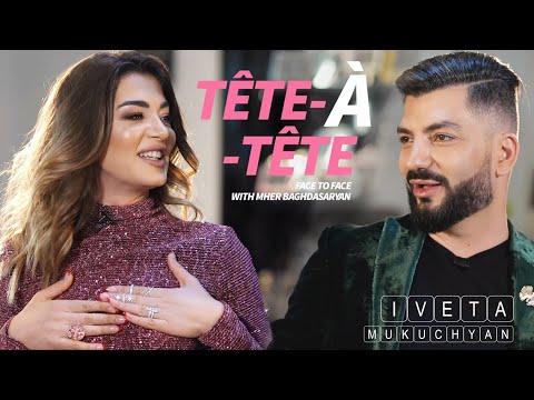 Tete A Tete 13 Իվետա Մուկուչյանը` երկրորդ կեսի, վերագրվող սիրավեպերի և անկեղծ լուսանկարների մասին