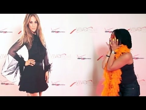 #AnythingCanHappen at Viva Movil with Jennifer Lopez (Part 2)