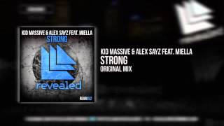 Play Strong (feat. Miella) (Dannic Remix Edit)