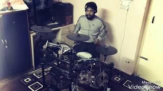 hey mama vijay sethupathi drum cover