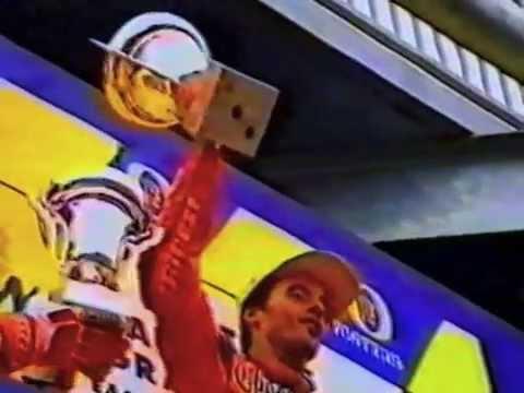 Max Biaggi 250cc World Champion (1994 - 1995 - 1996 - 1997)