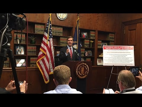 News Conference to Discuss Legal Action