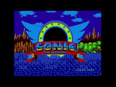SONIC - Sega Megadrive Genesis Classics Xbox One Gameplay HD thumbnail