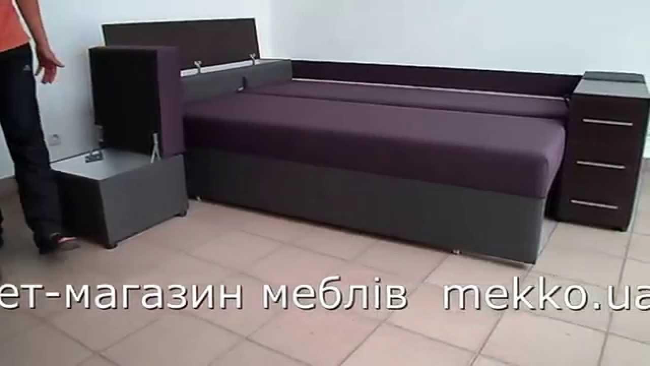 Поворотний механізм розкладання дивана / Поворотный механизм .