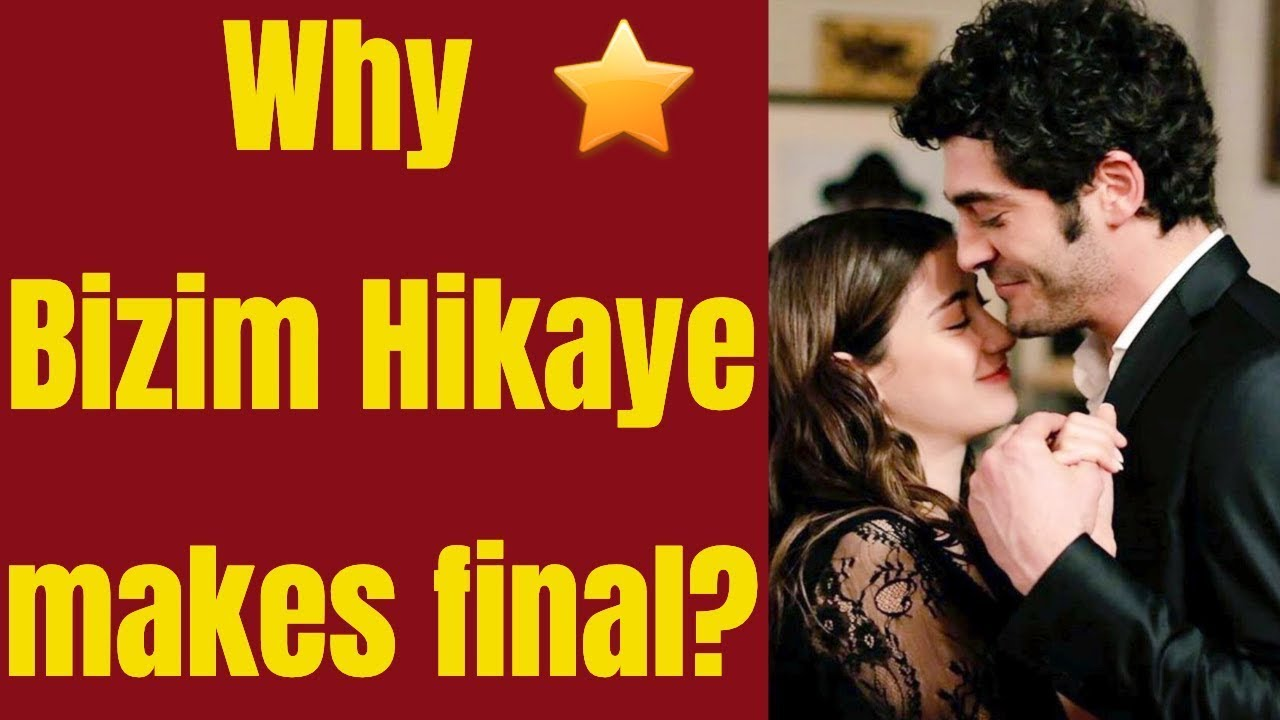 Bizim Hikaye is finished because of the pregnancy of Hazal Kaya?