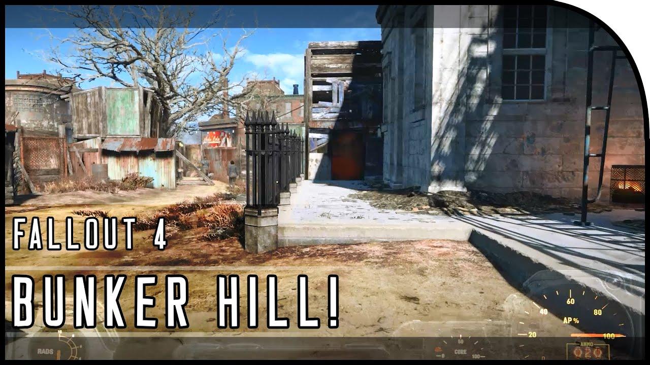 Fallout 4 Bunker Hill