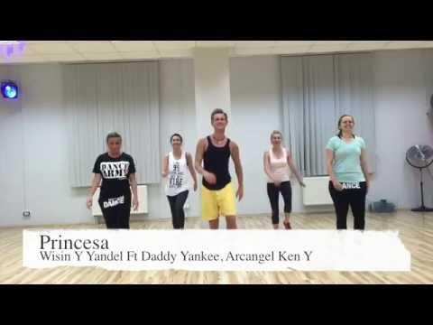 Princesa - Wisin Y Yandel Ft Daddy Yankee, Arcangel Ken Y - Zumba® Fitness - Choreo: Wadim Kowalczyk