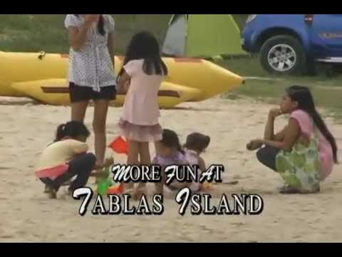 Romblon Province Living Asia out of town episode 1 Philippines Tablas Fun Resort Looc