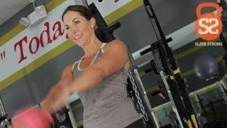 Advanced Metabolic Circuit | Sleek/Strong With Rachel Cosgrove
