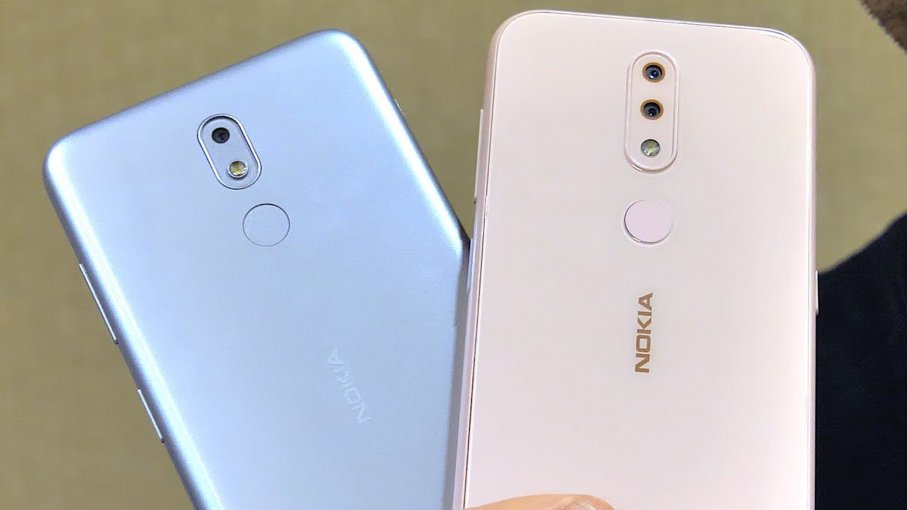 Nokia 4.2 and 3.2 is it worth changing?
