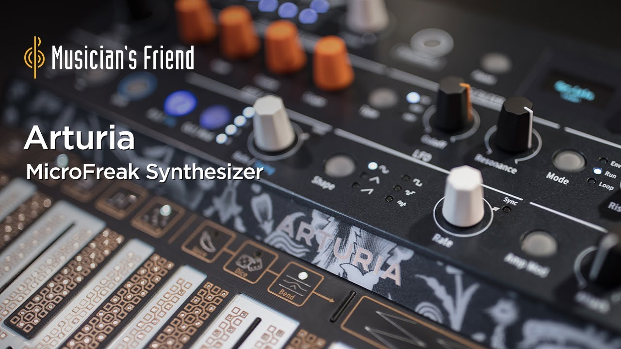 The Art Of Contemporary Synthesis with Arturia's Baptiste Le Goff