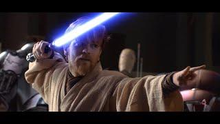 Obi-Wan Kenobi All Fights (Star Wars)