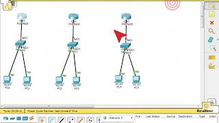 1 - Attribuer une IP pour le Router ( DARIJA ) ( Cisco Packet Tracer Instructor )