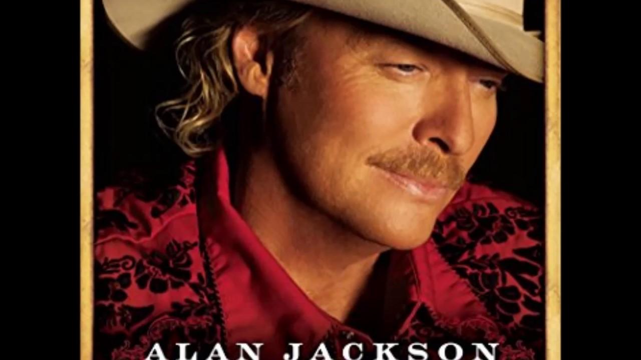 Alan Jackson - Honky Tonk Christmas - YouTube