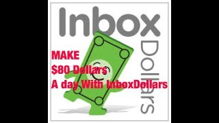 INBOXDOLLARS: MAKE $80 A DAY WITH INBOXDOLLARS/and how to complete SURVEY/OFFERS.