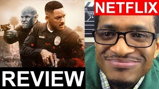 Bright MOVIE REVIEW - Netflix