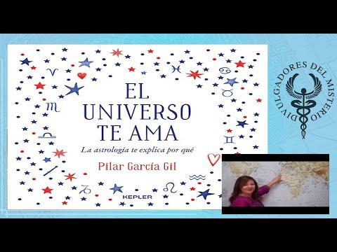 El universo te ama por Pilar García