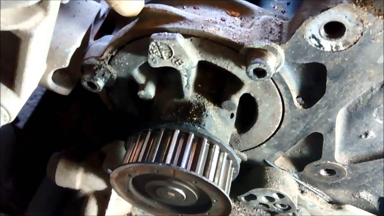 Dica - Como Trocar A Bomba D U0026 39 Agua Motores Gm