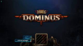 Adeptus Titanicus: Dominus Gameplay and Early Review