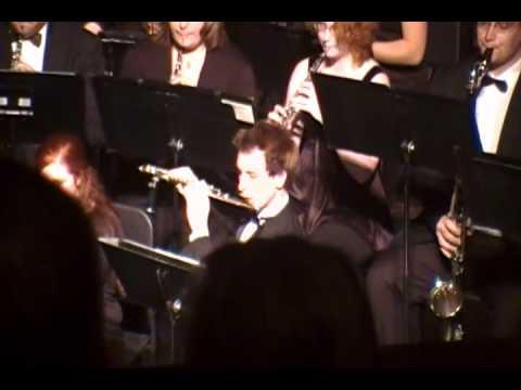 Central Michigan University symphonic band - November 2010