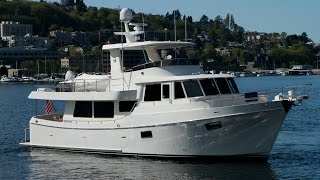 Ocean Alexander 60m trawler for sale 2010 excellent condition - upgrades