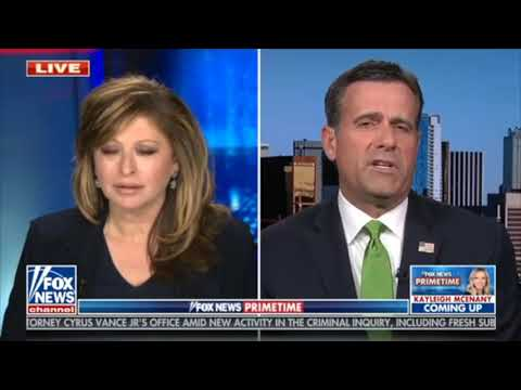 Former DNI John Ratcliffe previews UFO report, reveals many sightings 'difficult to explain'