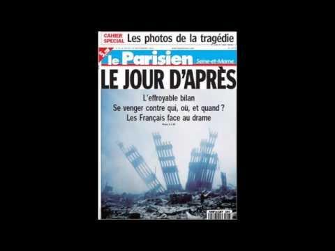 11 septembre 2001 WTC 9/11 - Journal Le Parisien (sept. & oct. 2001) [HD]