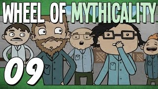 The Hunger Games (Wheel of Mythicality - Ep. 9)