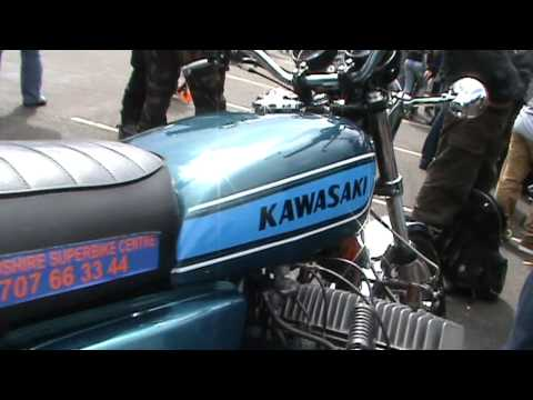 Download Youtube: KAWASAKI SEVEN CYLINDER 2 STROKE KH606