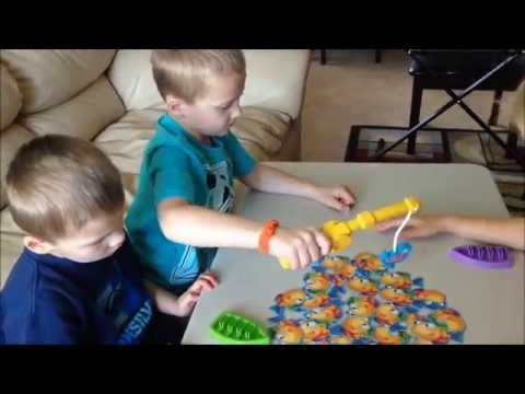 Fisher Price Go Fish Children's Game