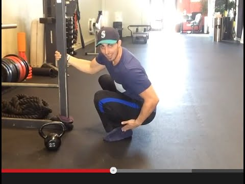 Ankle Mobility - Squat Test