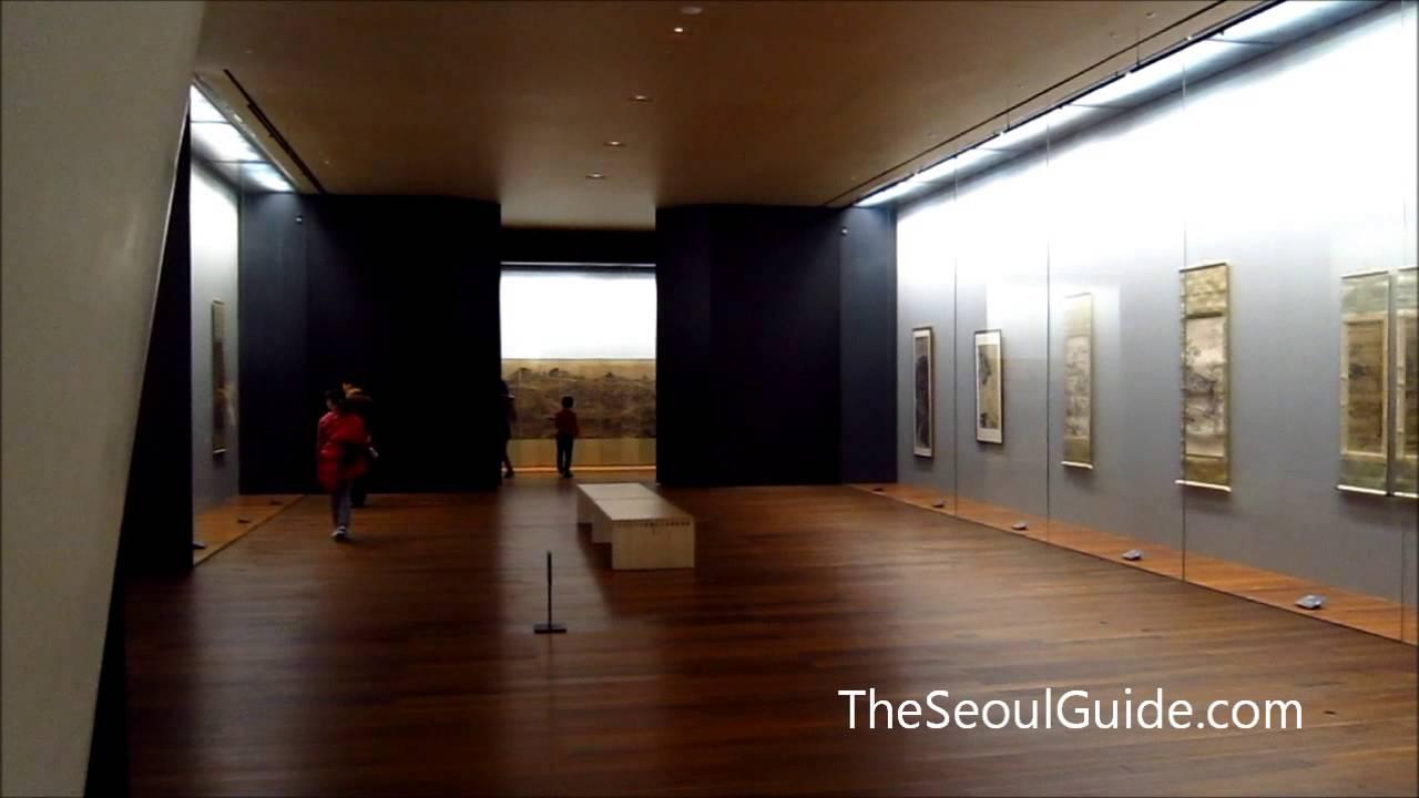 Leeum Samsung Museum Of Art In Seoul South Korea Youtube