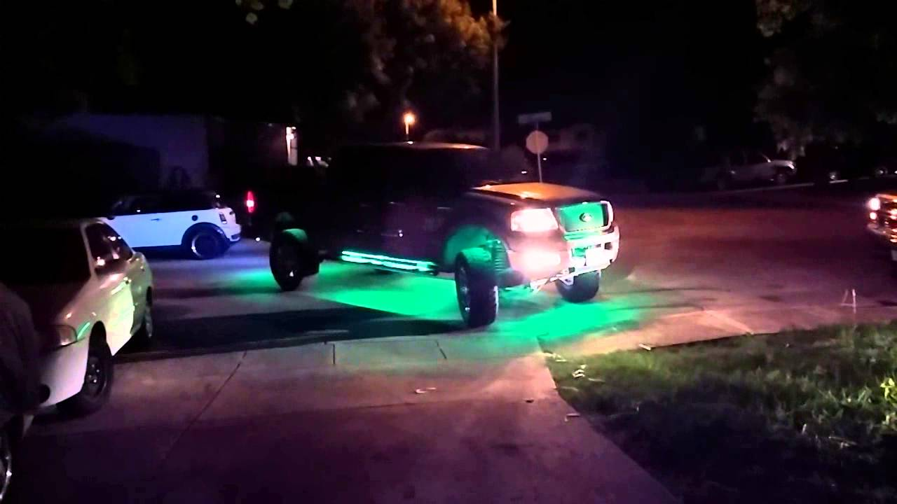 F150 Ford Led Underglow Youtube