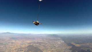 Noelia Lombardo Gava   Tandem Skydiving at skydive Elsinore