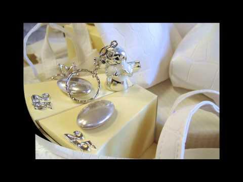 Bomboniere nozze d 39 argento 25 anniversario matrimonio for Video anniversario 25 anni di matrimonio