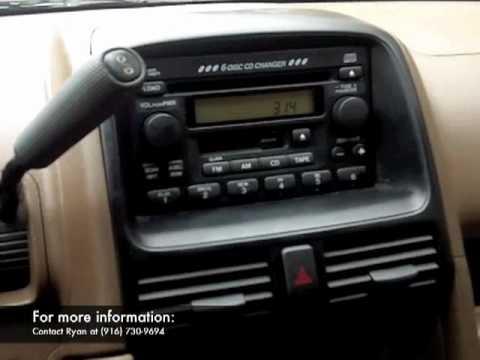 2004 Honda CRV Interior YouTube