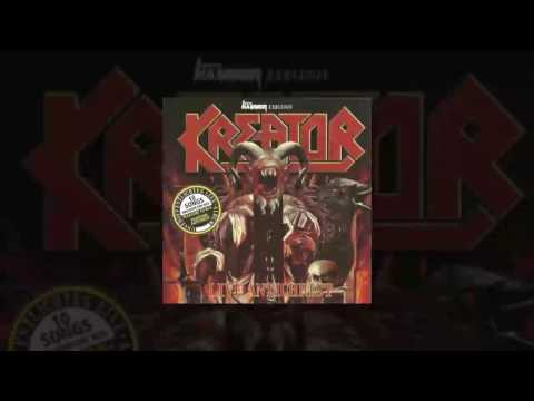 KREATOR   -  LIVE antichrist (demo CD  metalhammer)