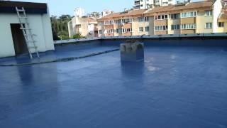 Su izolasyonu polyurea kaplaması