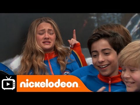 Nicky, Ricky, Dicky & Dawn | Moose Mountain Race | Nickelodeon UK
