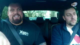 Eddie Hall Pick-up Karaoke