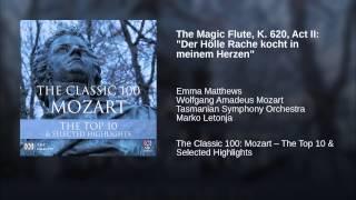 The Magic Flute K 620 Act II 34 Der