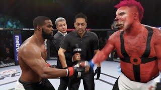 Tyron Woodley vs. Sweet Tooth (EA sports UFC 2)