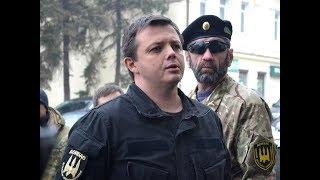 Провокация? Бойцы батальона Донбасс в Грузии Пограничная ZONA