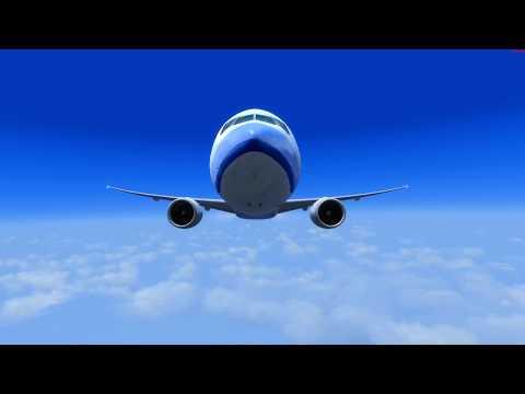 [iterryaki Flight Sim Channel] CAL 77W RCTP - RPVM (Fictional Route)