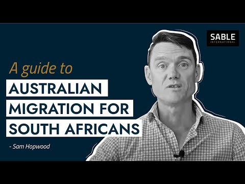 A Guide To Australian Migration For South Africans