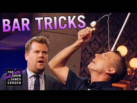 Stage 56 Bar Tricks: Jenga Whip, Marshmallow Roast