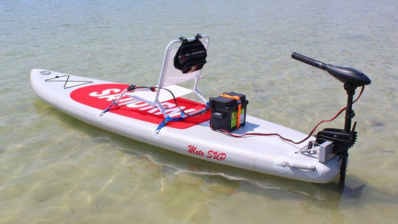 399 Saturn Motosup Motorized Inflatable Paddle Board