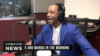Katt Williams Roasts Tiffany Haddish, Kevin Hart, Wanda Smith & More, Talks Hollywood - CH News